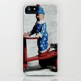 I`m on my Weh to San Jose II iPhone Case