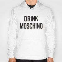 moschino Hoodies featuring moschino sweater moschino by Claudio Velázquez