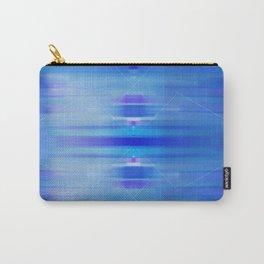 Ocean abstract - blue beach peaceful Carry-All Pouch