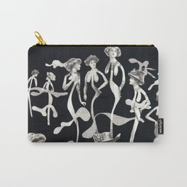 teatime at the Religious Tract Society Carry-All Pouch