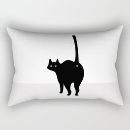 ooo cat Rectangular Pillow