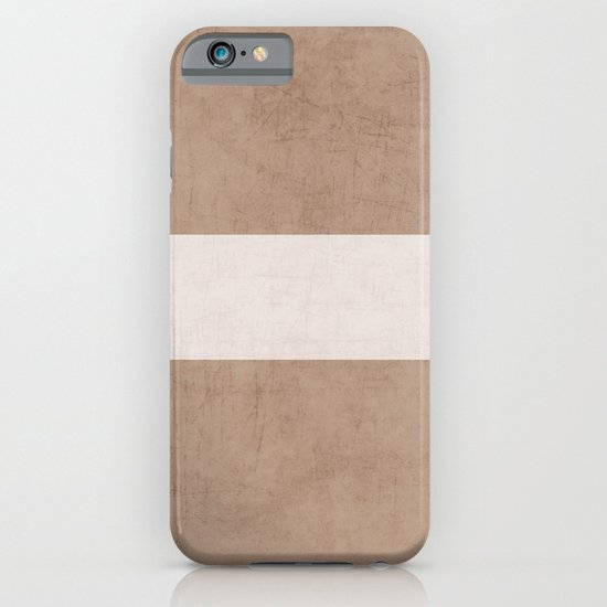 natural and white classic iPhone & iPod Case