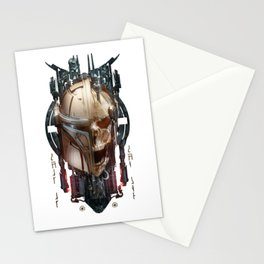 Mando - 4 Stationery Cards