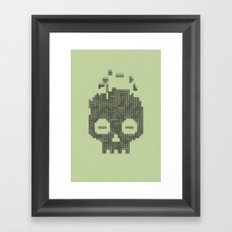 Dead Boy Framed Art Print
