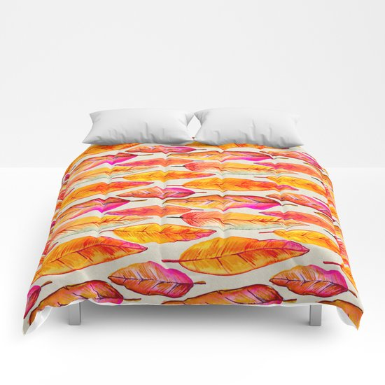 It's Autumn Comforters