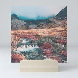 Fairy Pools Mini Art Print
