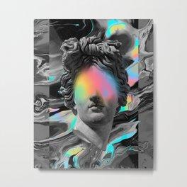 COMPLIANCE ⏤ DORIAN LEGRET + MALAVIDA Metal Print