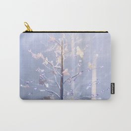 BUTTERFLIES AND BEADS Carry-All Pouch