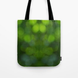 Forest Bokeh Tote Bag