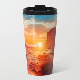 Red Dawn Travel Mug