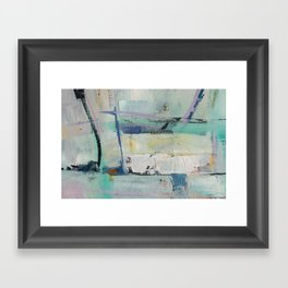 The splashing memories 2 Framed Art Print