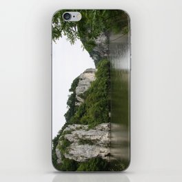 Danebu River iPhone Skin