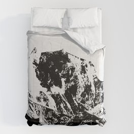Mountains II Comforters