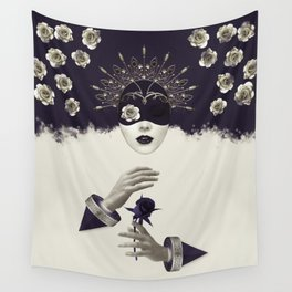 Divine Beauty Wall Tapestry