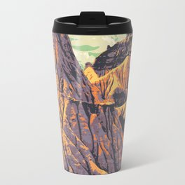 Dinosaur Provincial Park Travel Mug
