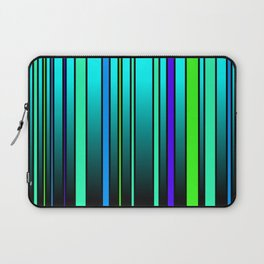 Fresh Blue Laptop Sleeve