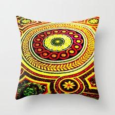 PCP v.32 Throw Pillow