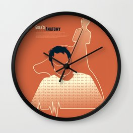 Losing My Religion Wall Clock