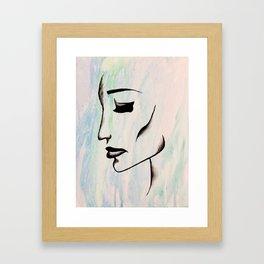 Desert Daydream Framed Art Print