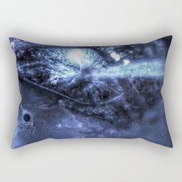 Abstract Imagined Rectangular Pillow