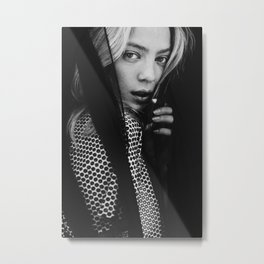 Veranika II Metal Print