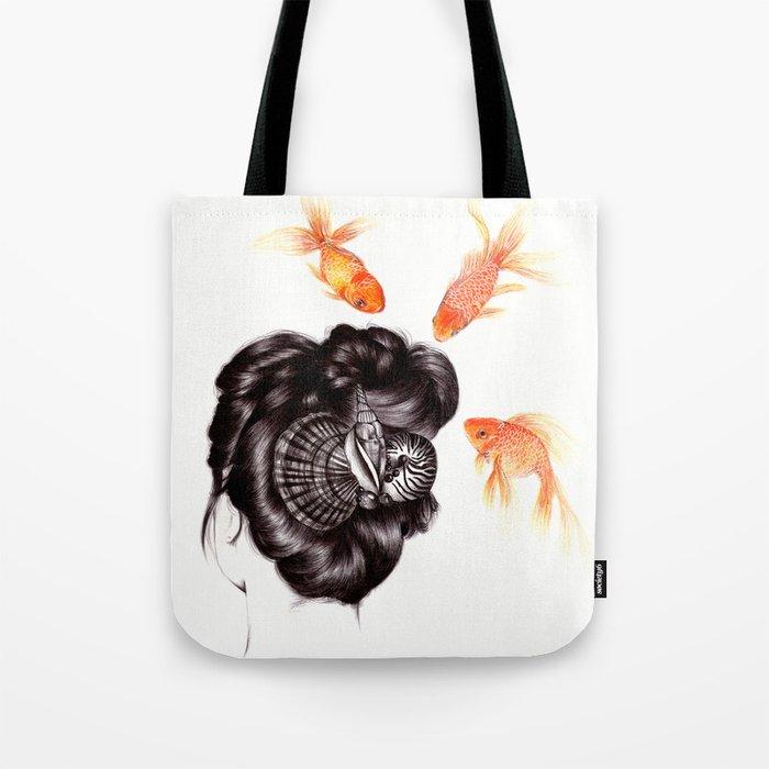 Hair Sequel IV Tote Bag