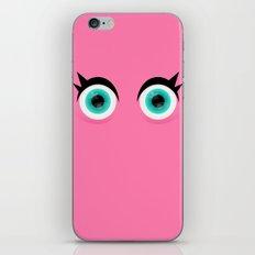 Bright Eyes iPhone & iPod Skin