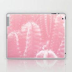 Pastel cactus love Laptop & iPad Skin