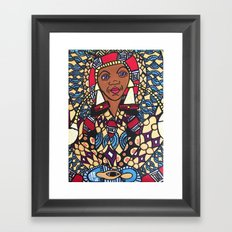 Chief's New Suit Print Framed Art Print