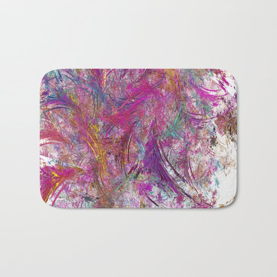 party party Bath Mat