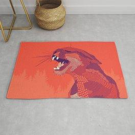 Puma Concolor Rug