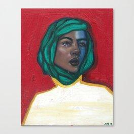Karine Canvas Print