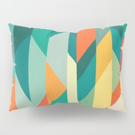 Broken Ocean Pillow Sham
