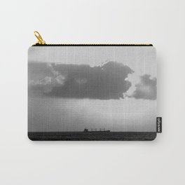 Evening clouds over the sea Carry-All Pouch