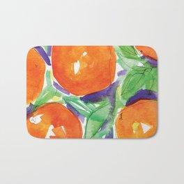Arancione Bath Mat