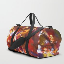 Color of Fall Duffle Bag