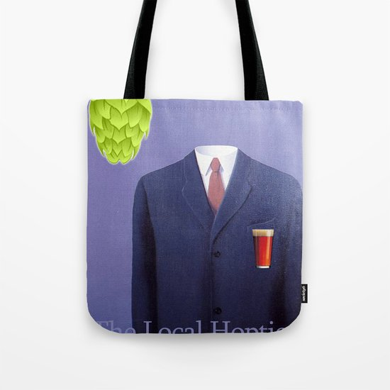 #SUPERCONDUCTOR : The Local HOption Tote Bag