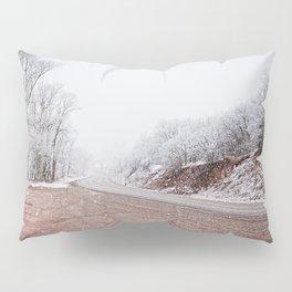 As the snow falls Pillow Sham