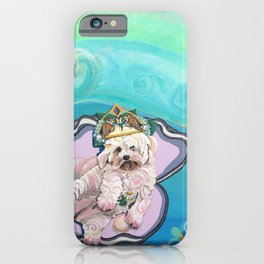 Havanese Majesty iPhone Case