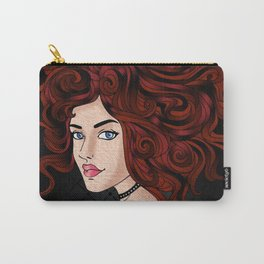 Goth Girl Carry-All Pouch