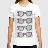 sunglasses T-shirts featuring Sunglasses. by Alexis Pilato