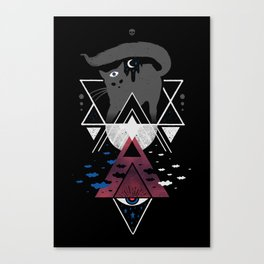 Soothsayers Canvas Print