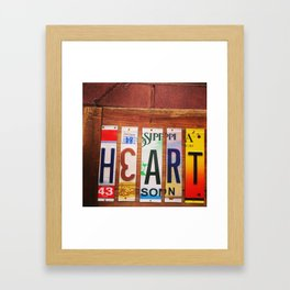 H3ART Framed Art Print
