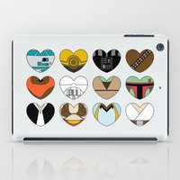 ewok iPad Cases featuring Character Hearts by Hugh & West