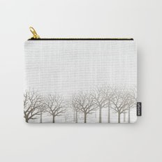 Winter Forest by Friztin Carry-All Pouch