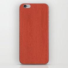 Barnwood iPhone & iPod Skin