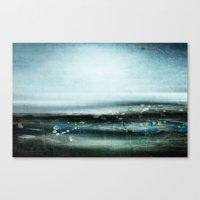 nordic Canvas Prints featuring nordic  by Iris Lehnhardt