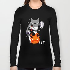 Ghibli'd Away Long Sleeve T-shirt