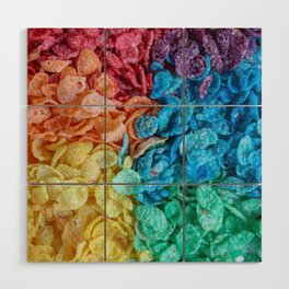 Fruity Pebbles I Wood Wall Art