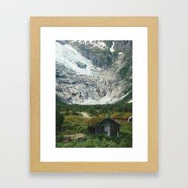 Norway V Framed Art Print